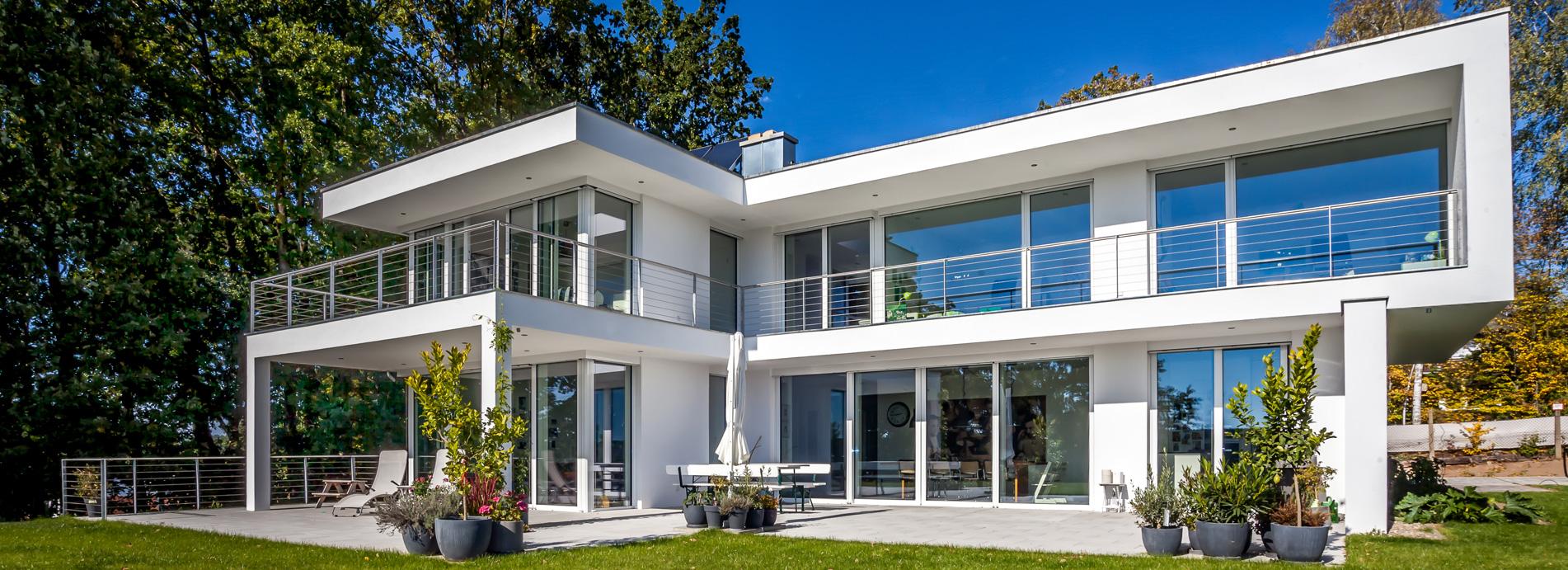 hochwertige auf menschen ausgerichtete architektur